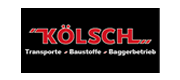 Koelsch - Transporte Baustoffe Baggerbetrieb